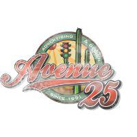 Avenue 25 Web Design Logo